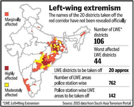 Left wing extremism